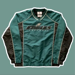 PHILADELPHIA EAGLES ATHLETIC PULLOVER
